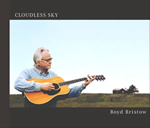 Cloudless Sky CD cover